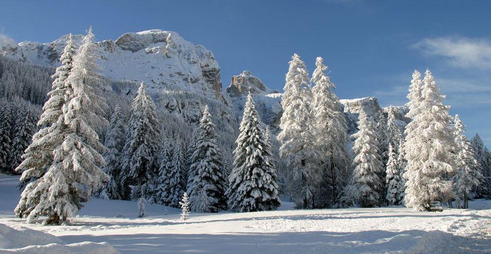 Winter paesaggio